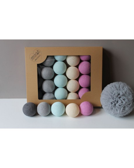 Cotton Balls Mellow 10 szt.