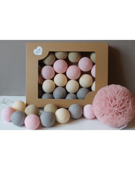 Cotton Balls Pastelove 35 szt.