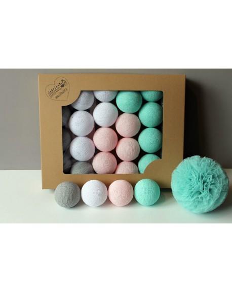 Cotton Balls Mariposa 35 szt.