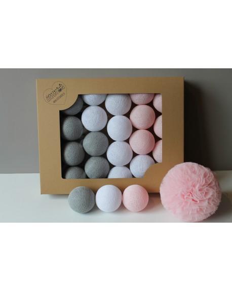 Cotton Balls Soft Powder 35 szt.