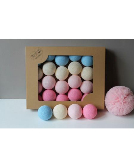 Cotton Balls Baby Love 50 szt.