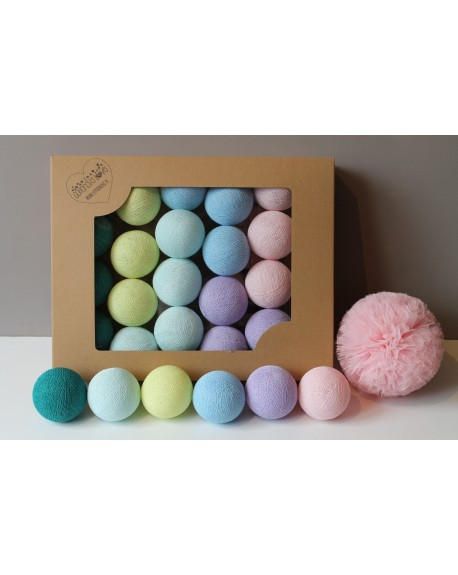 Cotton Balls Morning Glow 10 szt.