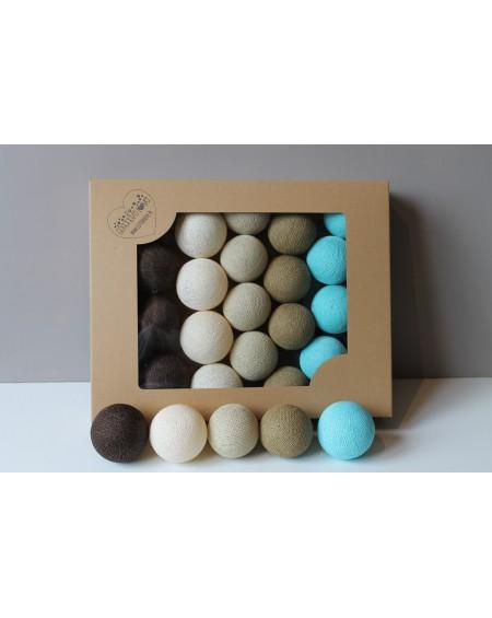 Cotton Balls Plażove 10 szt.