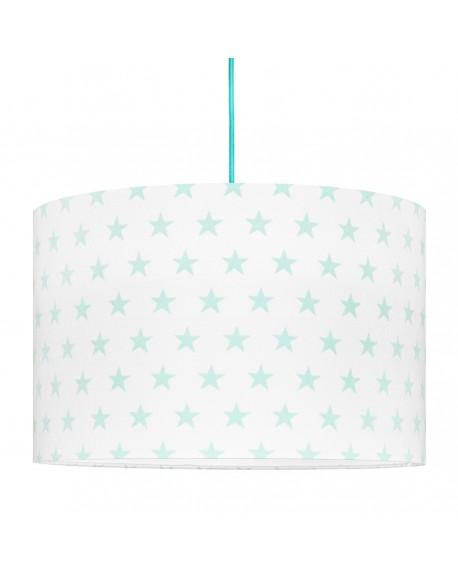 Lampa sufitowa gwiazdki miętowe
