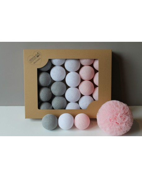 Cotton Balls Soft Powder 50 szt.