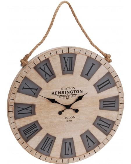 Zegar ścienny ze sznurem