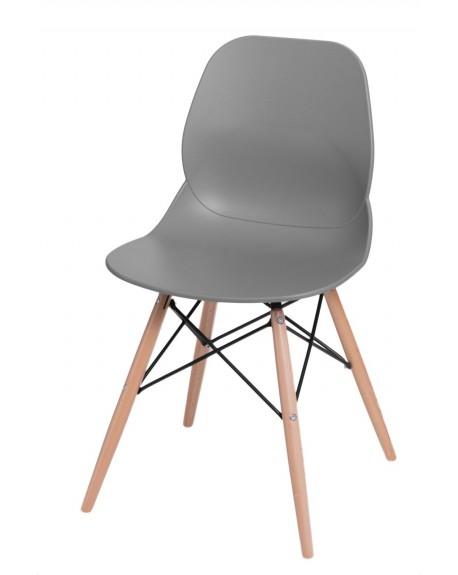 Krzesło Couche szare