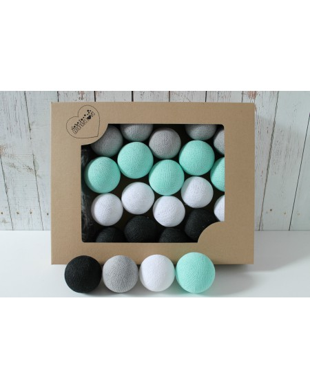 Cotton Balls Mint Marti 10 szt.