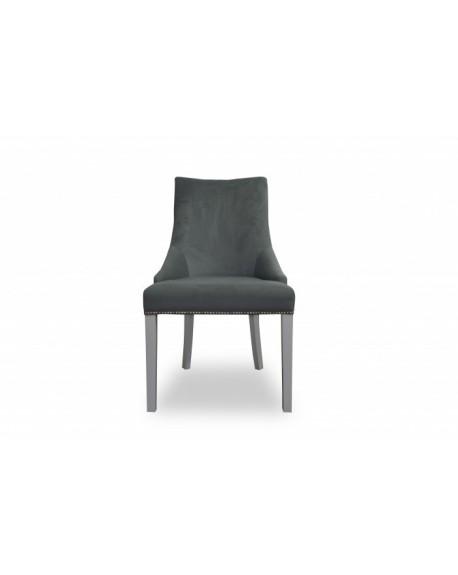 Krzesło Madame z tasiemką pinezkową