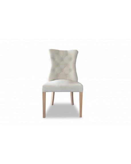 Krzesło Ash kremowe