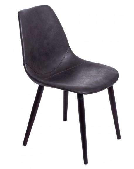 Krzesło Vincent W szare