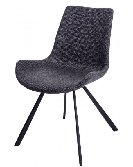 Krzesło Jord M ciemnoszare