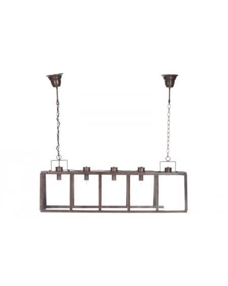 Lampa wisząca poczwórna Rectangle
