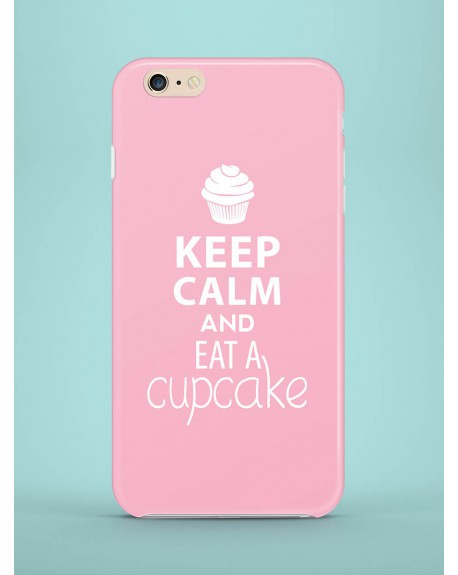 Etui na telefon Cupcake