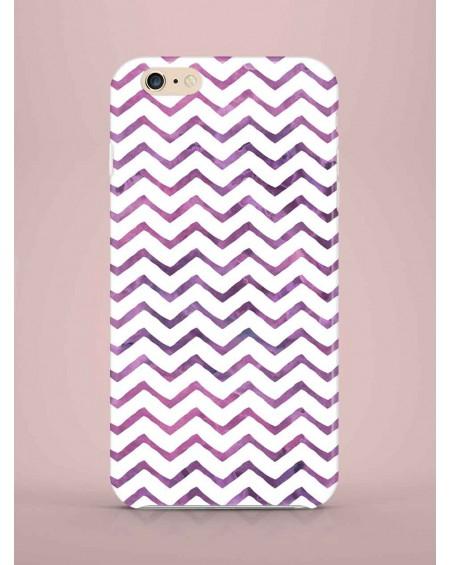 Etui na telefon ZigZag purple