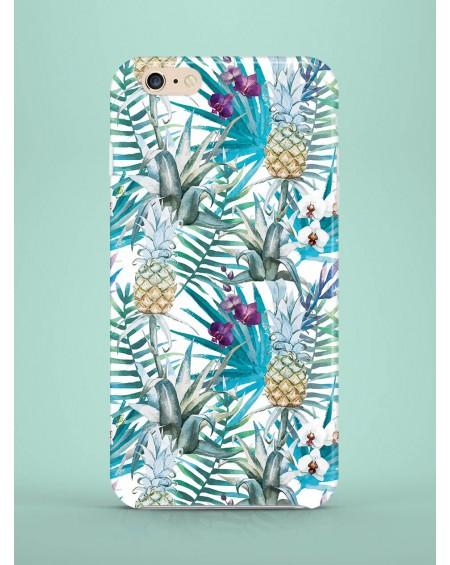 Etui na telefon Exotic Pineapples