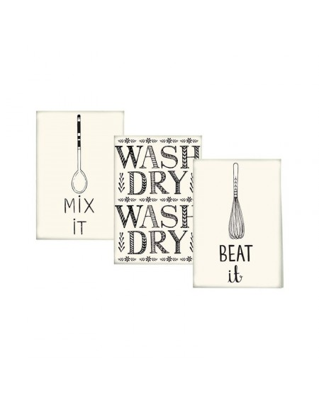 Ręcznik kuchenny 3 szt. Mix it!