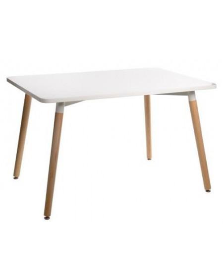 Stół Copine biały 120x80