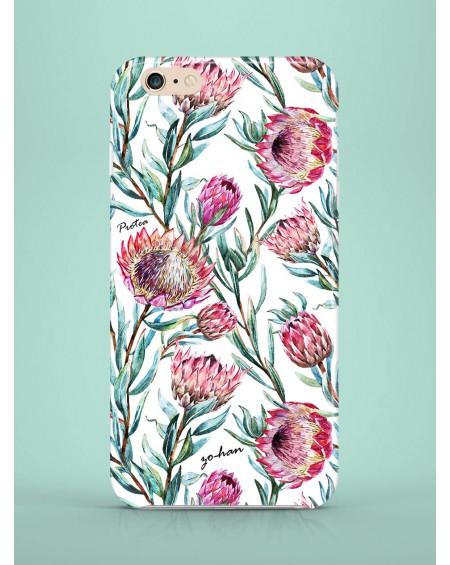 Etui na telefon Exotic Protea