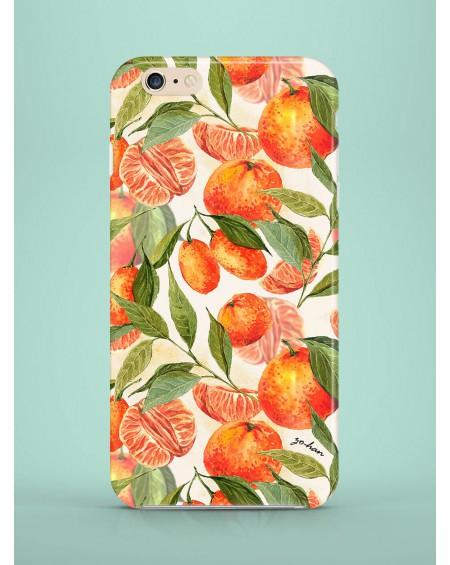 Etui na telefon Sweet Tangerines