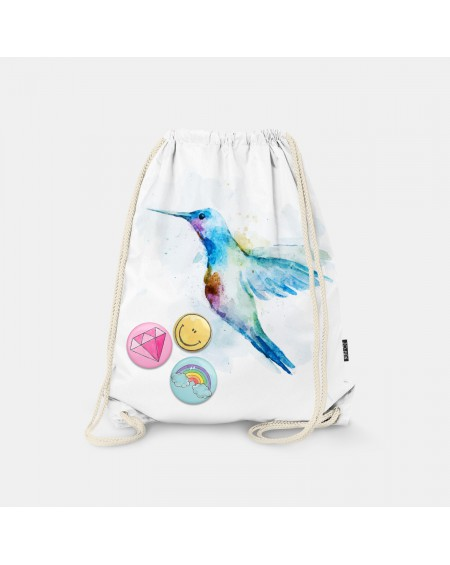 Worek-plecak Hummingbird