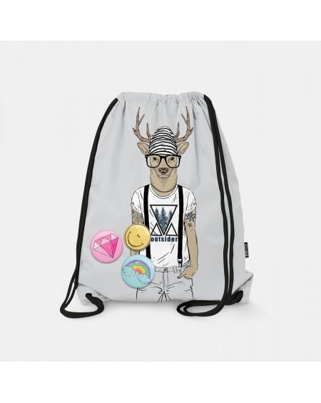 Worek-plecak Outsider
