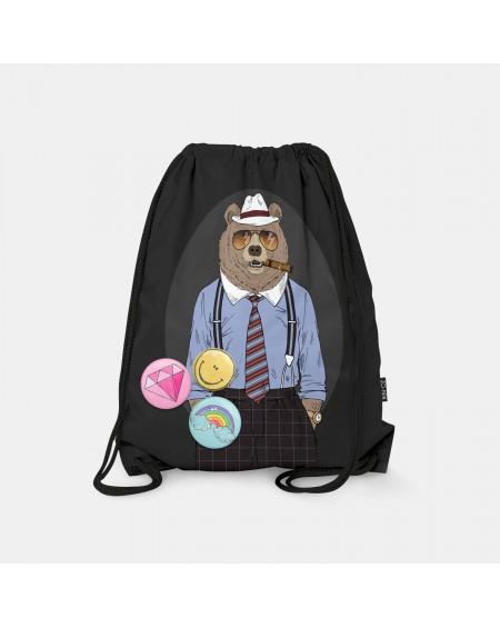 Worek-plecak Boss