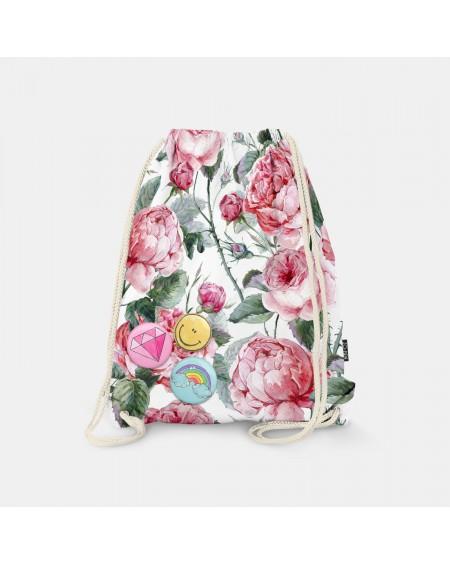 Worek-plecak Roses