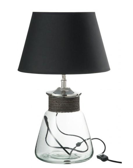 Lampa stołowa Glass I