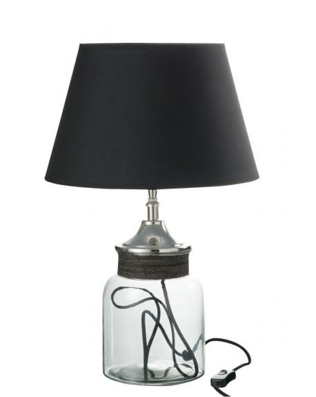 Lampa stołowa Glass II