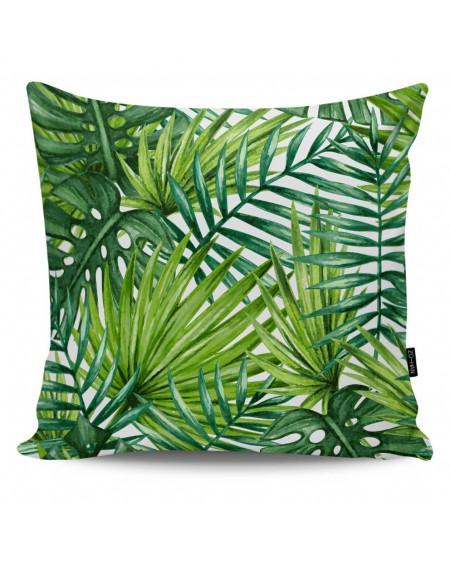 Poduszka dekoracyjna Palm Leaves IV 50x50