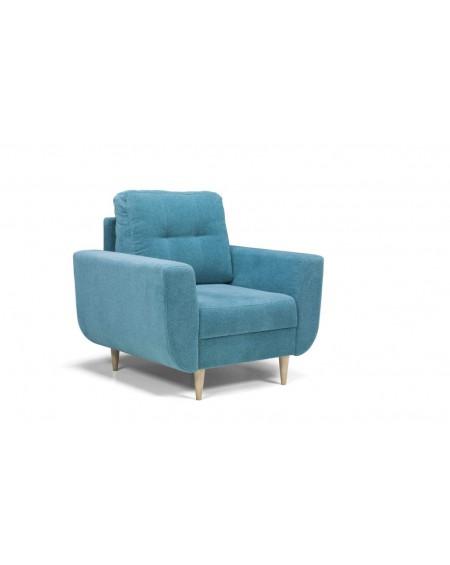 Fotel tapicerowany RETRO