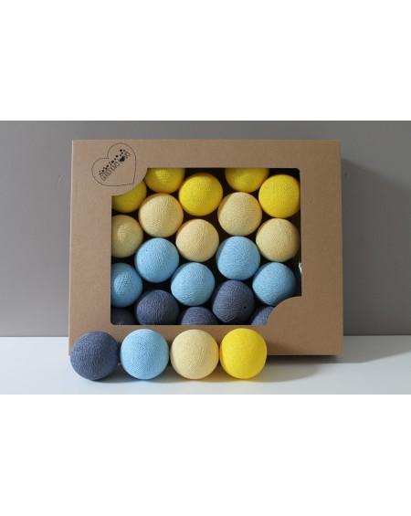 Cotton balls Summer Fun 10 szt.