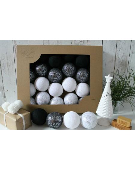 Cotton Balls Silver Dream 35 szt.