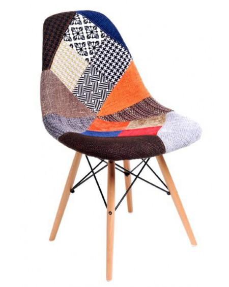 Krzesło Comet Patchwork