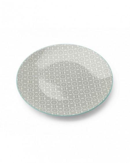 Talerz 21 cm Scandi grey