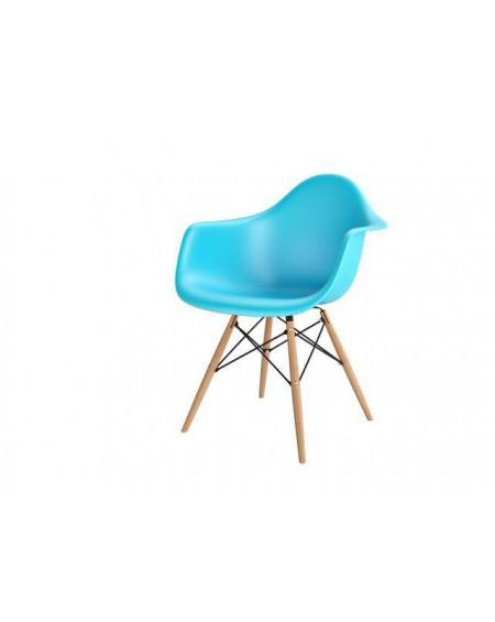 Krzesło Creatio niebieskie