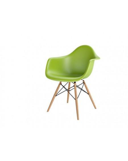 Krzesło Creatio zielone