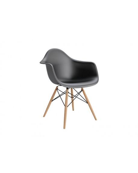 Krzesło Creatio czarne