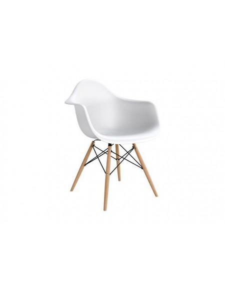 Krzesło Creatio białe