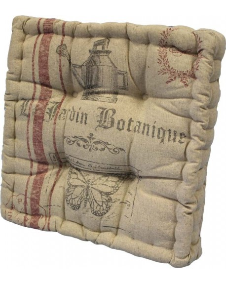 Poduszka na krzesło Botanique