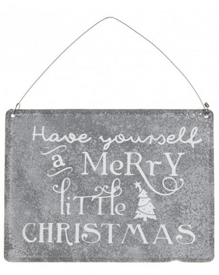 Tabliczka LITTLE CHRISTMAS