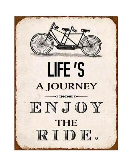 Szyld Enjoy the ride