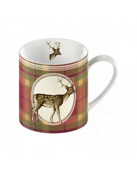 Kubek porcelanowy Highland