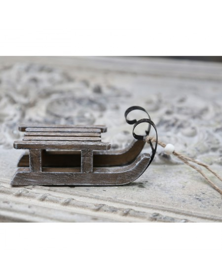 Zawieszka sanki Antique