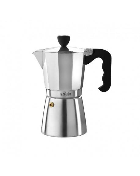 Kafeterka Espresso srebrna