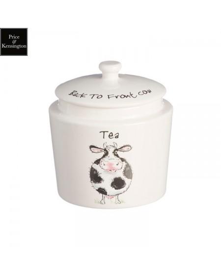 Pojemnik na herbatę Krowa