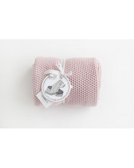 Koc Coco Mini różowy