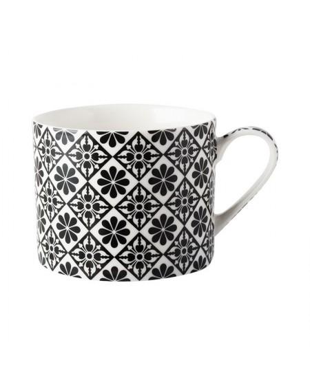 Kubek porcelanowy Tiles I