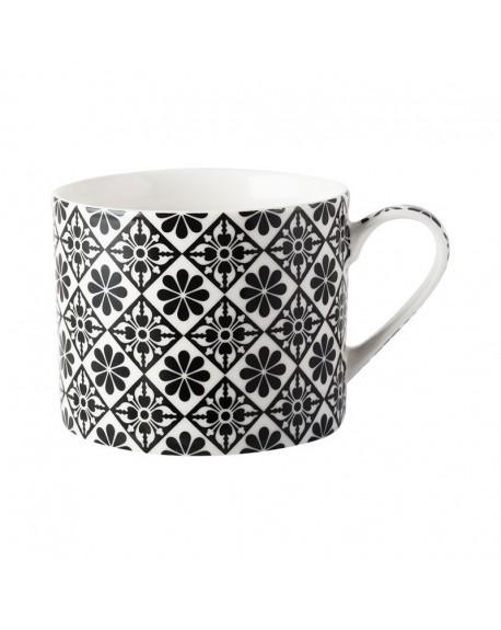 Kubek porcelanowy Tiles